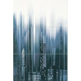 sky tower composition 89,1x60