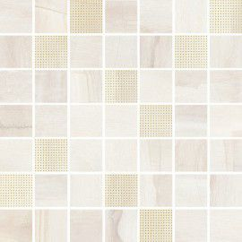SIMPLE STONE BEIGE MOSAIC 25X24,86 gat.1