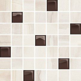 SIMPLE STONE BEIGE GLASS MOSAIC 25X24,86 gat.1