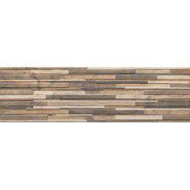 Kamień Elewacyjny Zebrina Wood 17,5x60cm Gat. 1