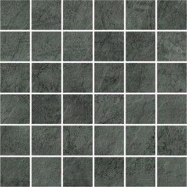 PIETRA DARK GREY MOSAIC 29,7X29,7 gat.1