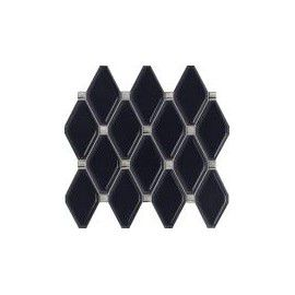 Abisso navy Mozaika ścienna 298x270 / 11,5mm