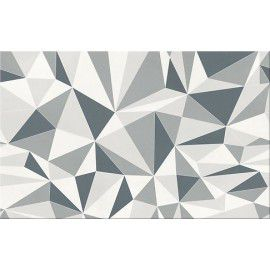 ADELLE WHITE INSERTO GEO 25x40