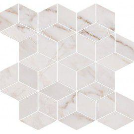 CARRARA MOSAIC WHITE 28x29,7 GAT.1