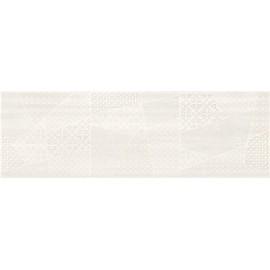 FERANO WHITE PATCHWORK INSERTO SATIN 24x74 GAT.1