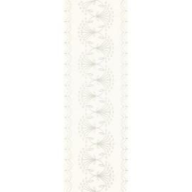 Caya Bianco Inserto B 25x75 GAT.1
