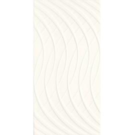Porcelano Bianco Ściana Struktura 30x60 GAT.1