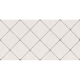 IDYLLIA WHITE DEKOR 30,8x60,8 GAT.1