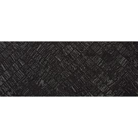 MODERN BASALT BLACK DEKOR 29,8x74,8 GAT.1