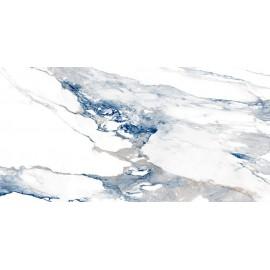 GEOTILES CRASH BLUE POLISHED REKT. 60X120 G.1