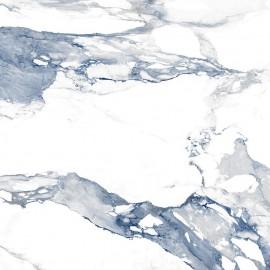 GEOTILES CRASH BLUE POLISHED REKT. 60X60 G.1