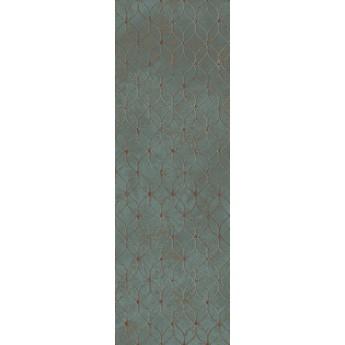 UNIQUE LADY GREEN DEKOR 39,8x119,8 GAT.1